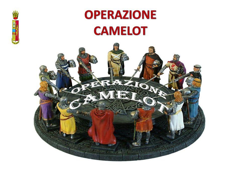 OPERAZIONE CAMELOT