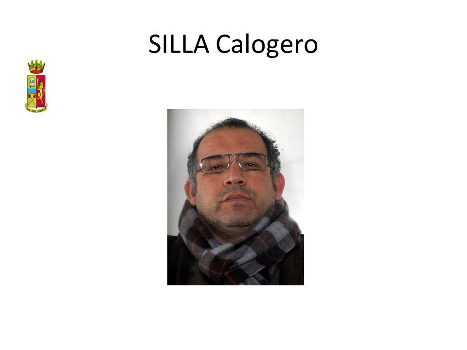SILLA Calogero