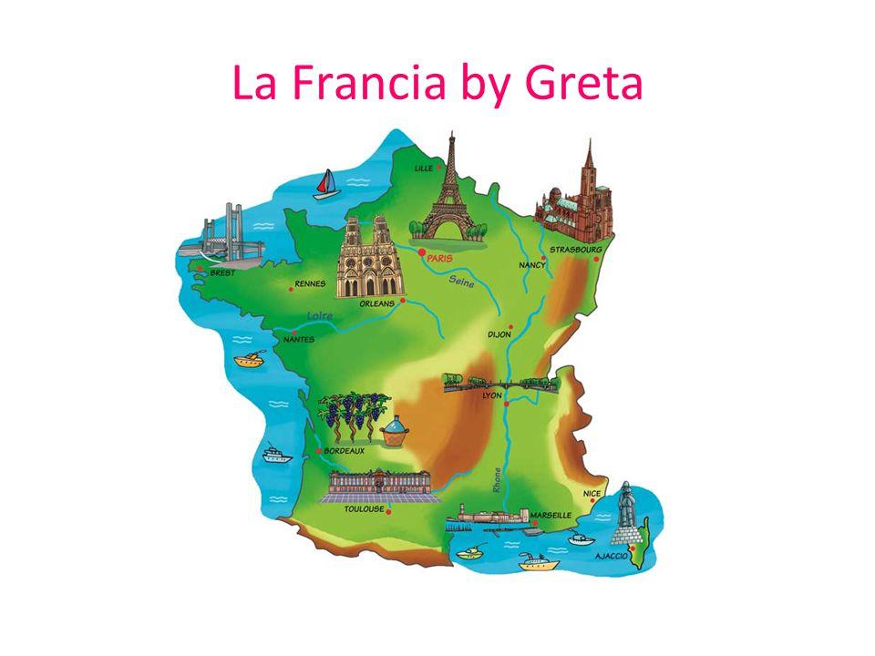 La Francia by Greta
