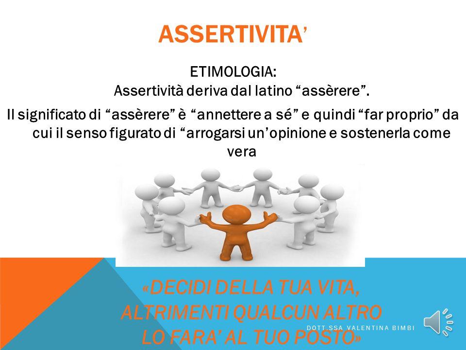 assertivita'
