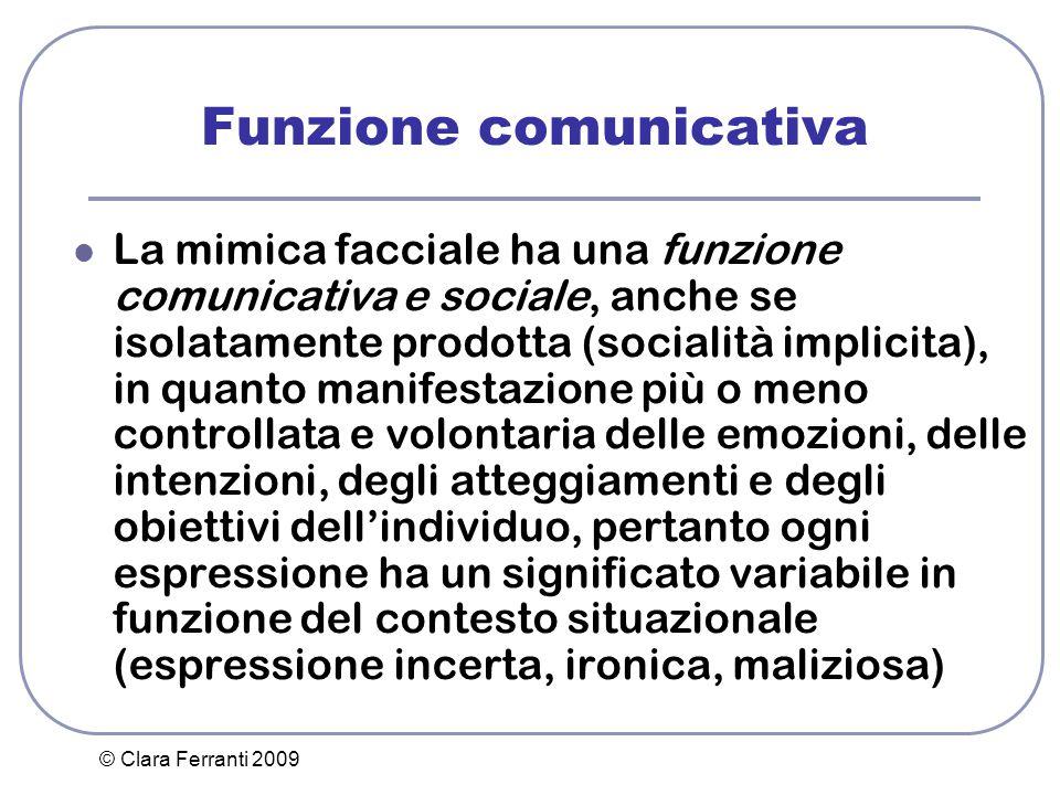 Funzione comunicativa