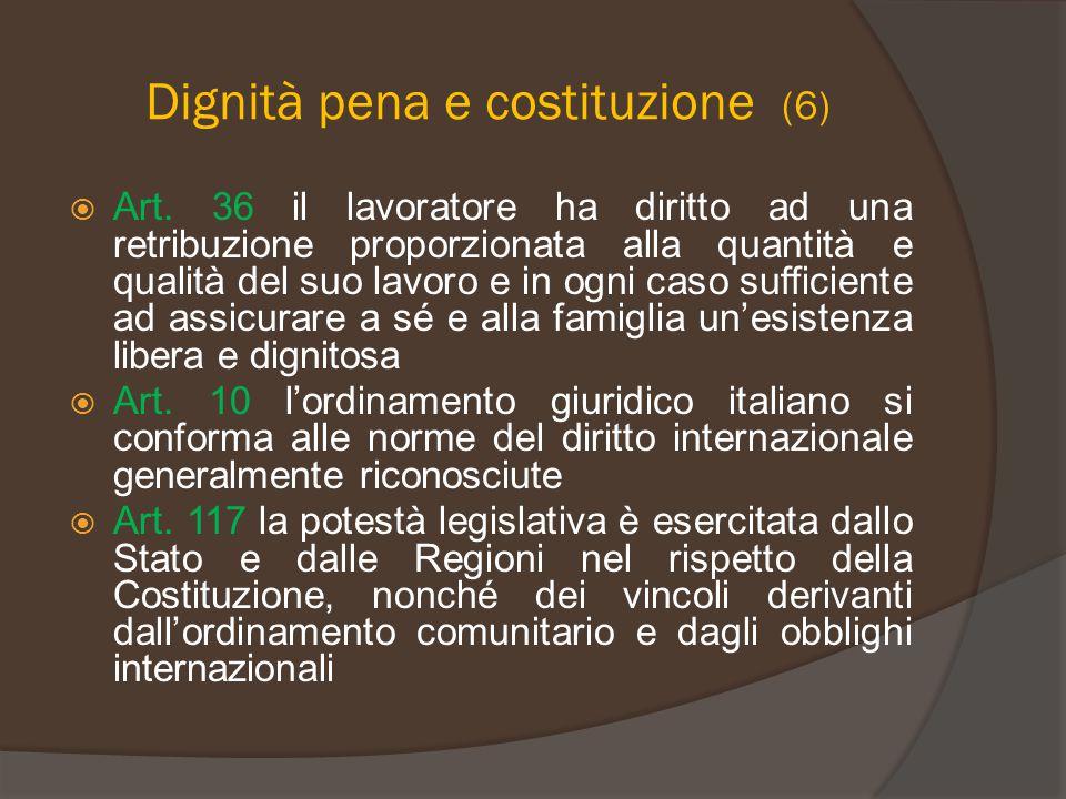 Dignità pena e costituzione (6)