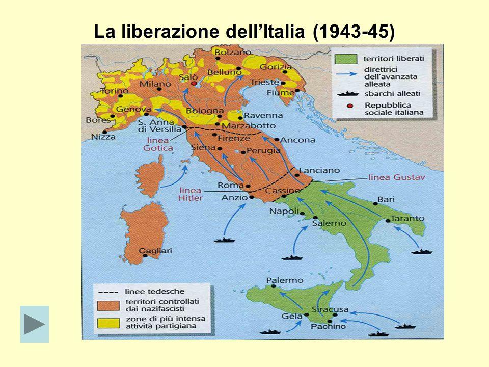 La liberazione dell'Italia (1943-45)