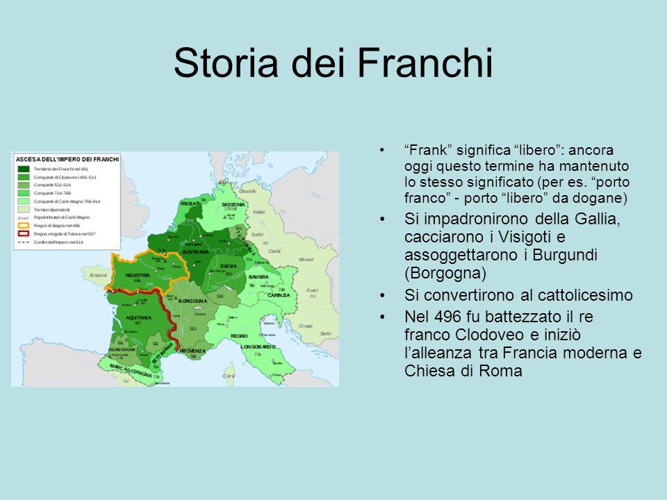 Storia dei Franchi
