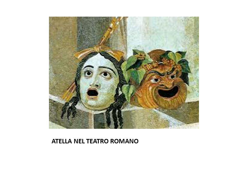 ATELLA NEL TEATRO ROMANO