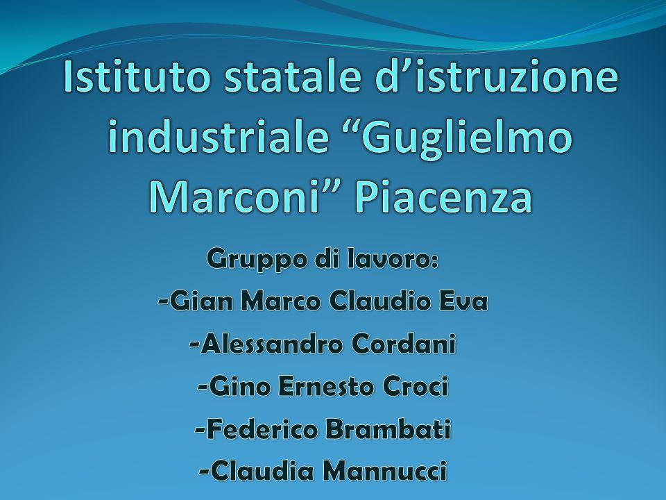 Istituto statale d'istruzione industriale Guglielmo Marconi Piacenza