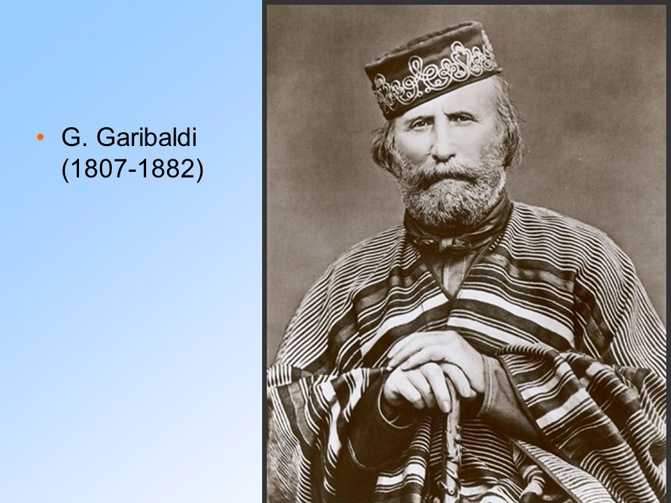 G. Garibaldi (1807-1882)
