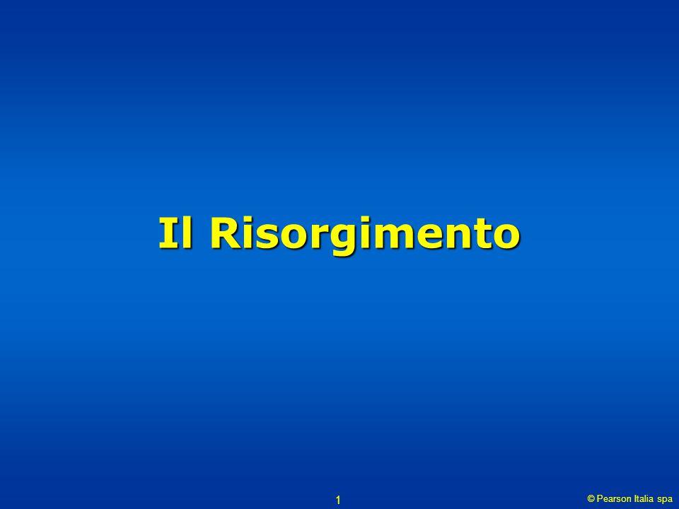 Il Risorgimento © Pearson Italia spa