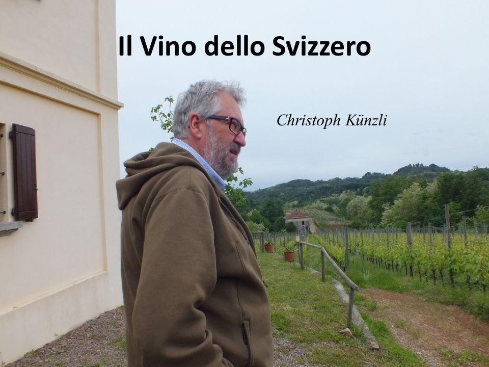 Il Vino dello Svizzero Christoph Künzli
