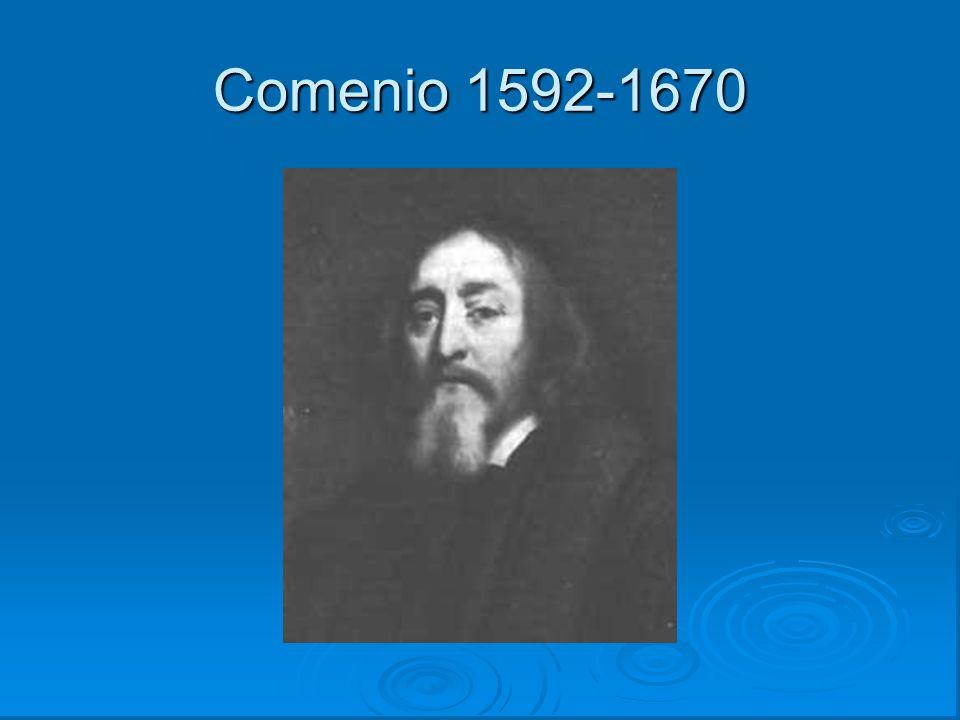 Comenio 1592-1670