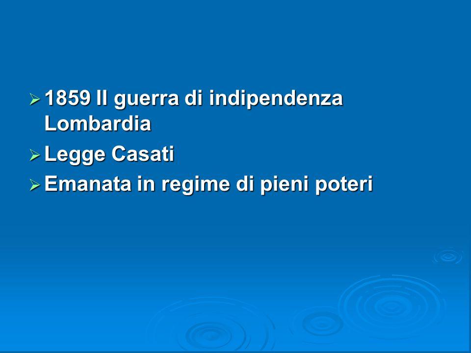 1859 II guerra di indipendenza Lombardia