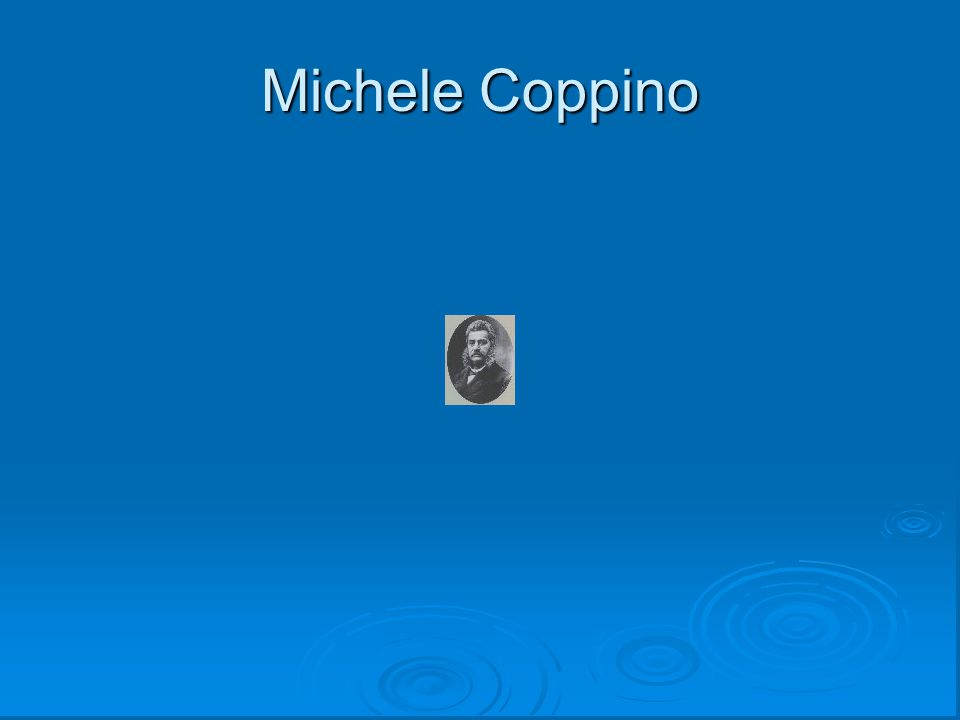 Michele Coppino