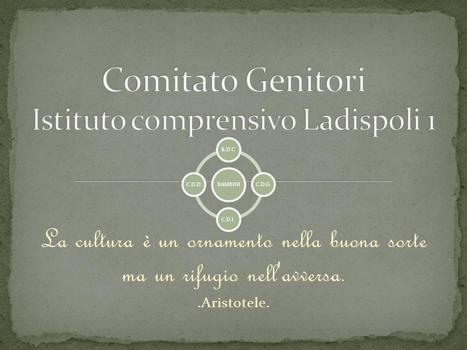 Comitato Genitori Istituto comprensivo Ladispoli 1