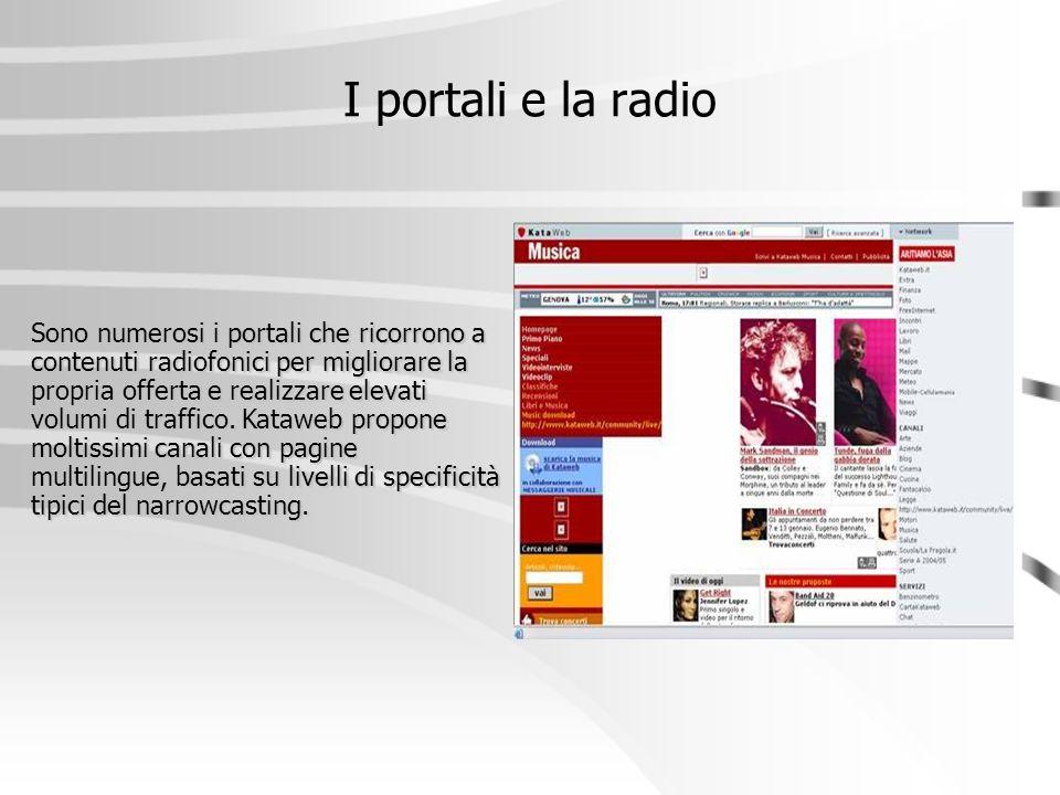 I portali e la radio