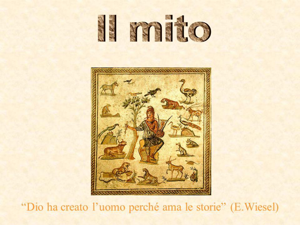Dio ha creato l'uomo perché ama le storie (E.Wiesel)