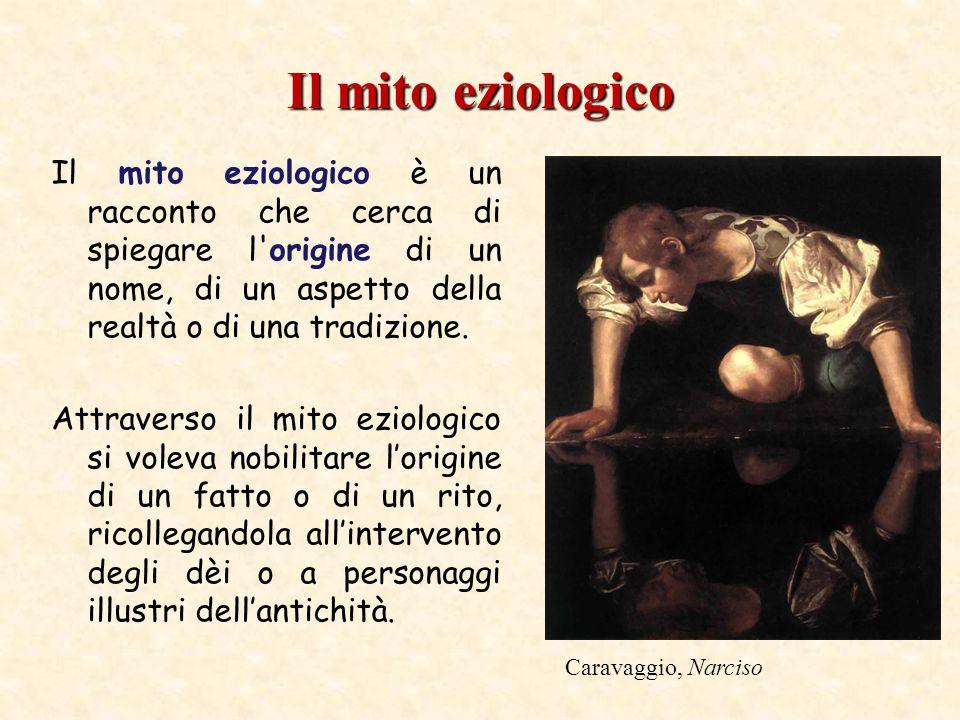 Il mito eziologico