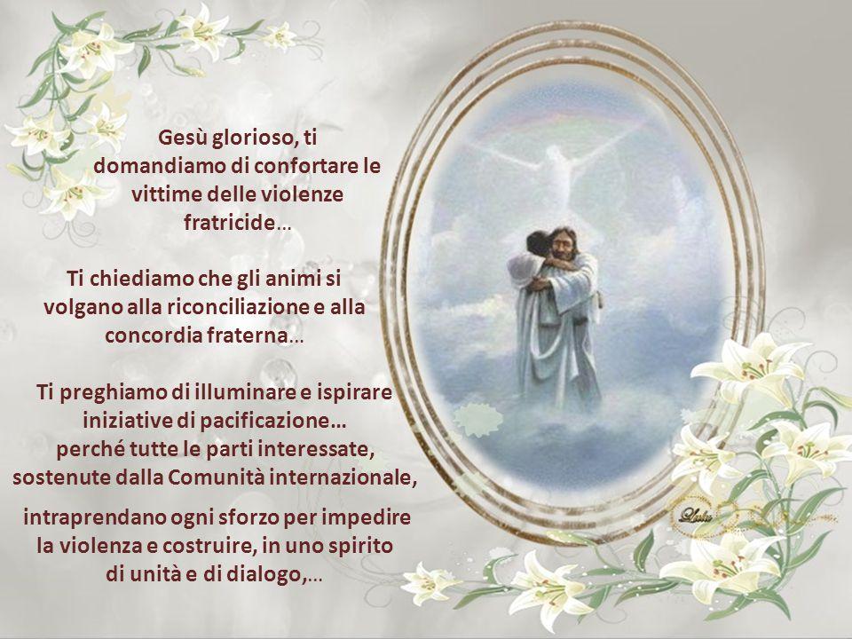 Ti preghiamo di illuminare e ispirare