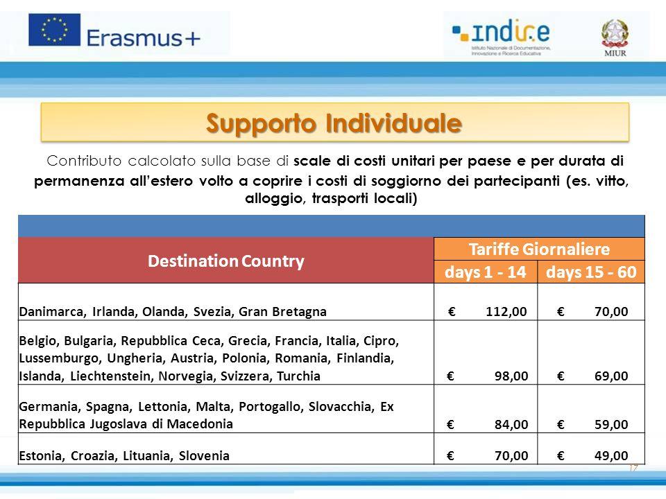 Supporto Individuale