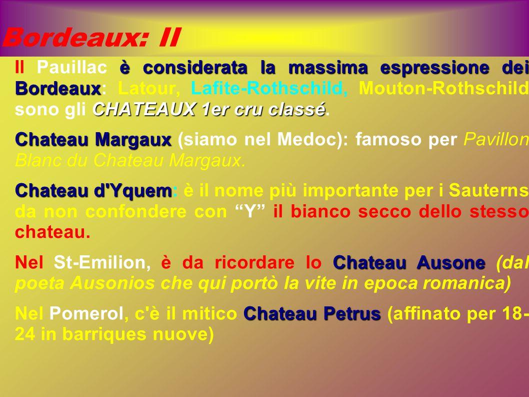 Bordeaux: II