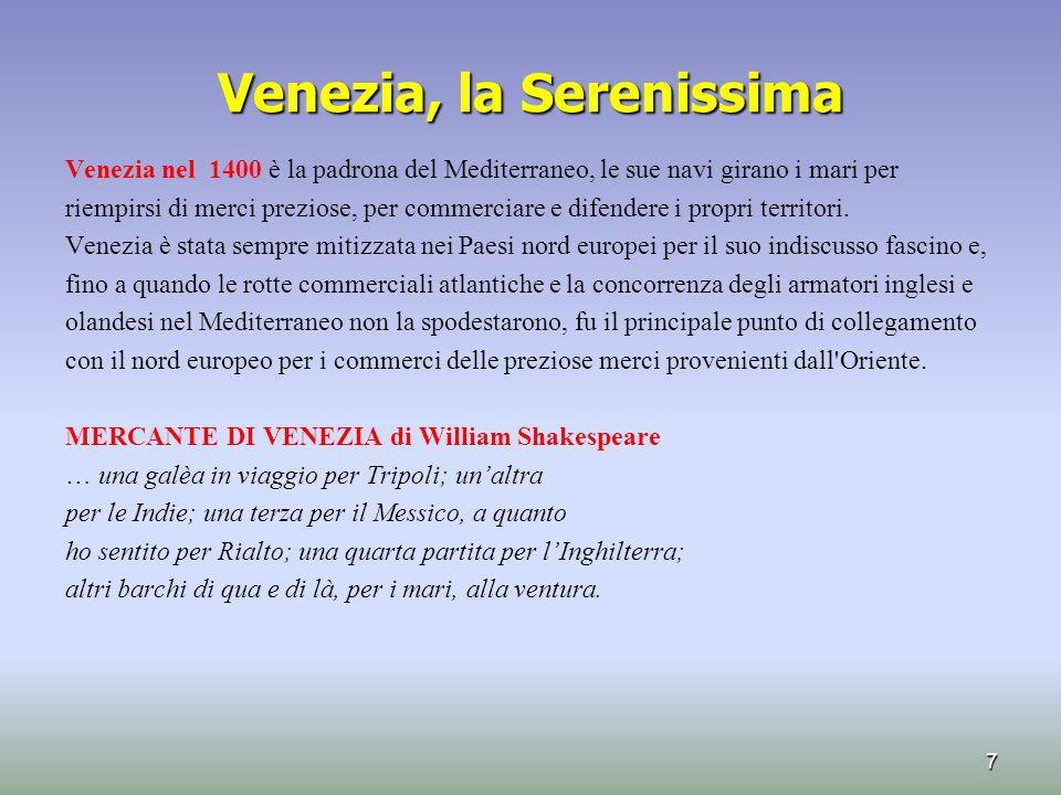 Venezia, la Serenissima