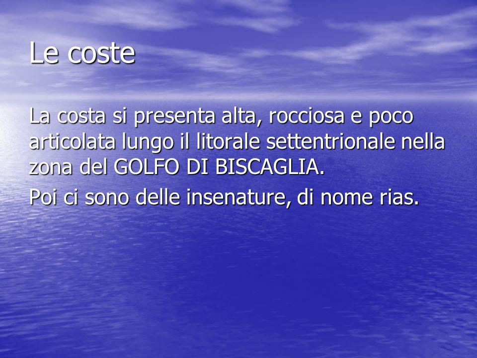 Le coste