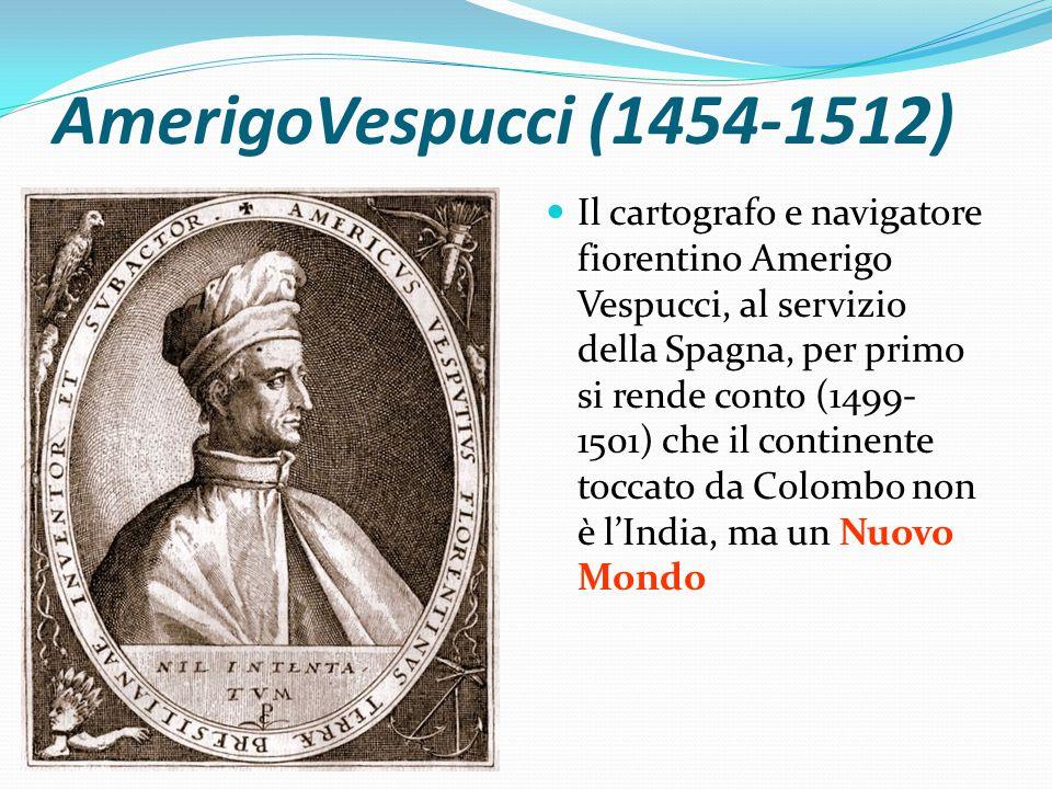AmerigoVespucci (1454-1512)