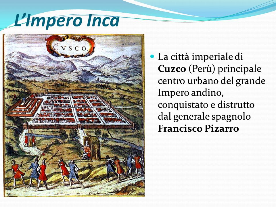 L'Impero Inca