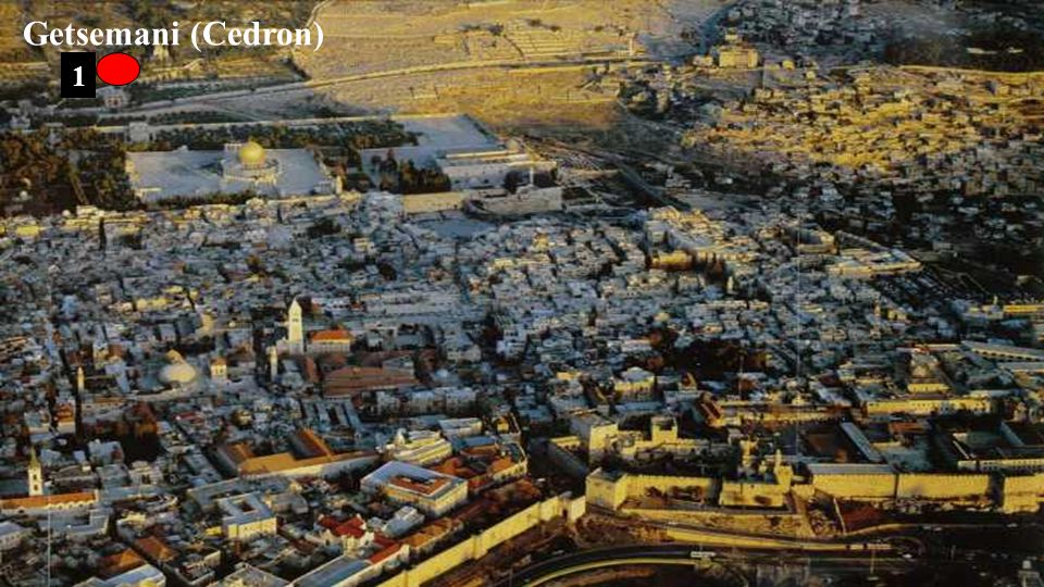 Getsemani (Cedron) 1