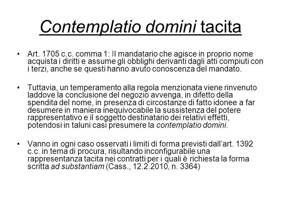 Contemplatio domini tacita