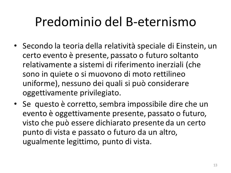 Predominio del B-eternismo