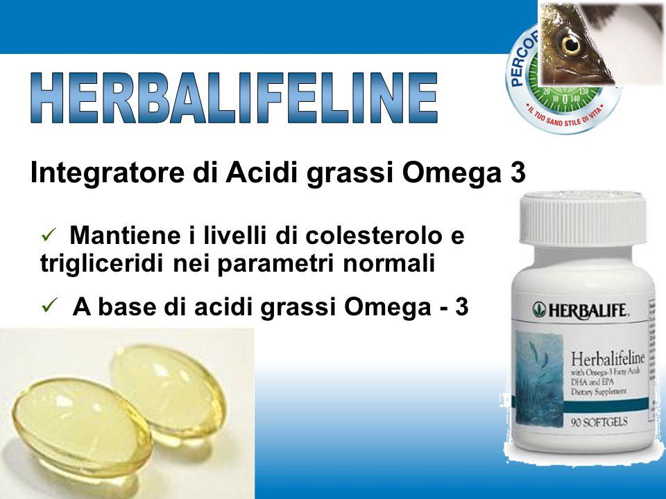 Integratore di Acidi grassi Omega 3