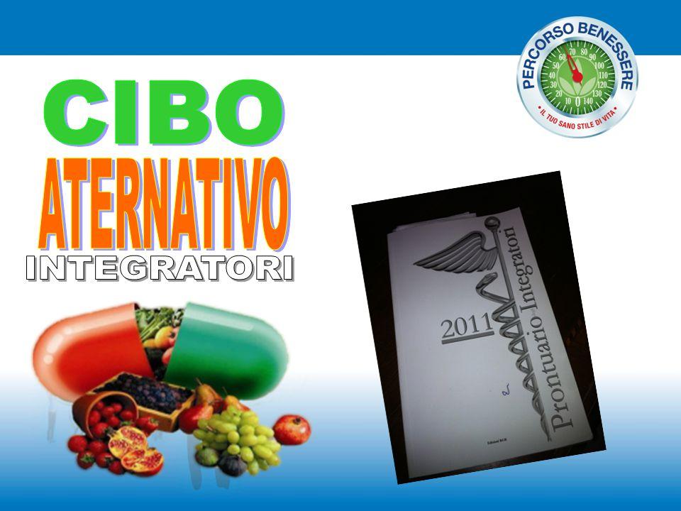 CIBO ATERNATIVO INTEGRATORI