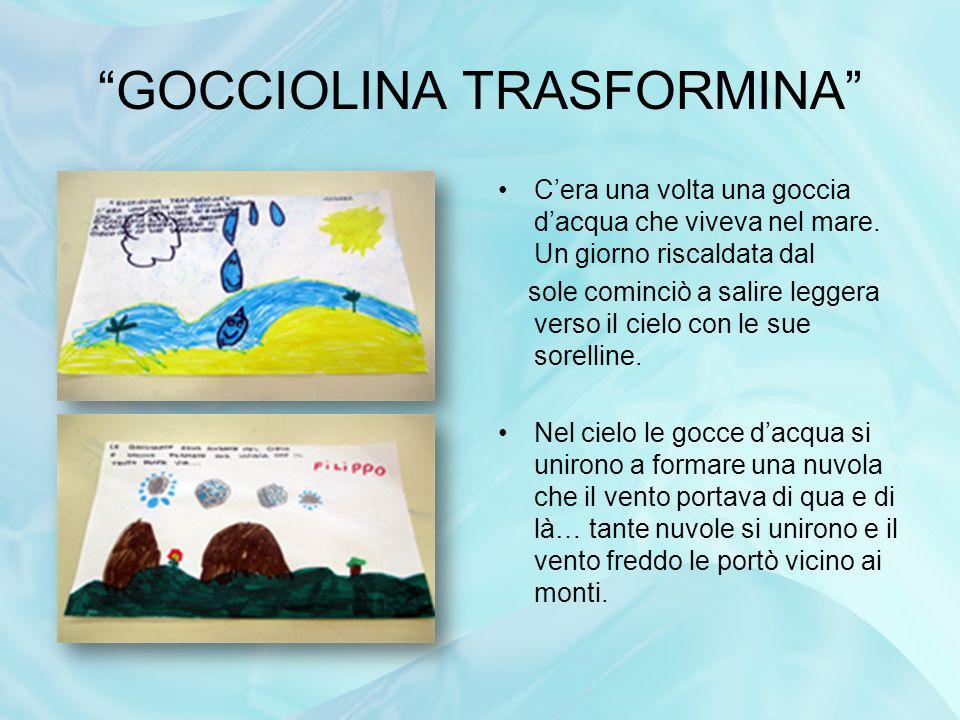 GOCCIOLINA TRASFORMINA