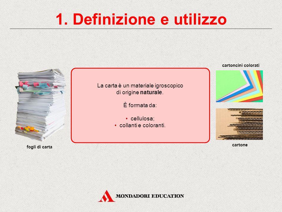 1. Definizione e utilizzo