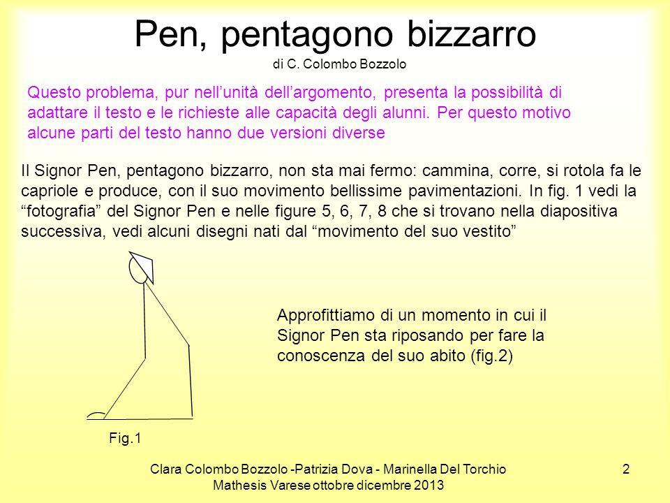 Pen, pentagono bizzarro