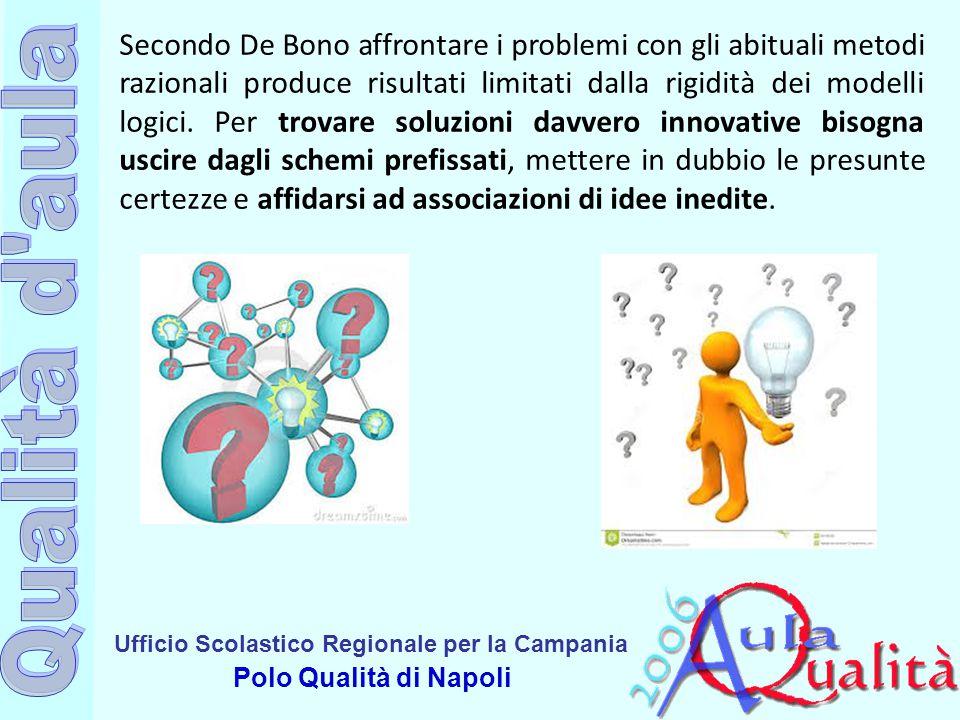 Secondo De Bono affrontare i problemi con gli abituali metodi razionali produce risultati limitati dalla rigidità dei modelli logici.
