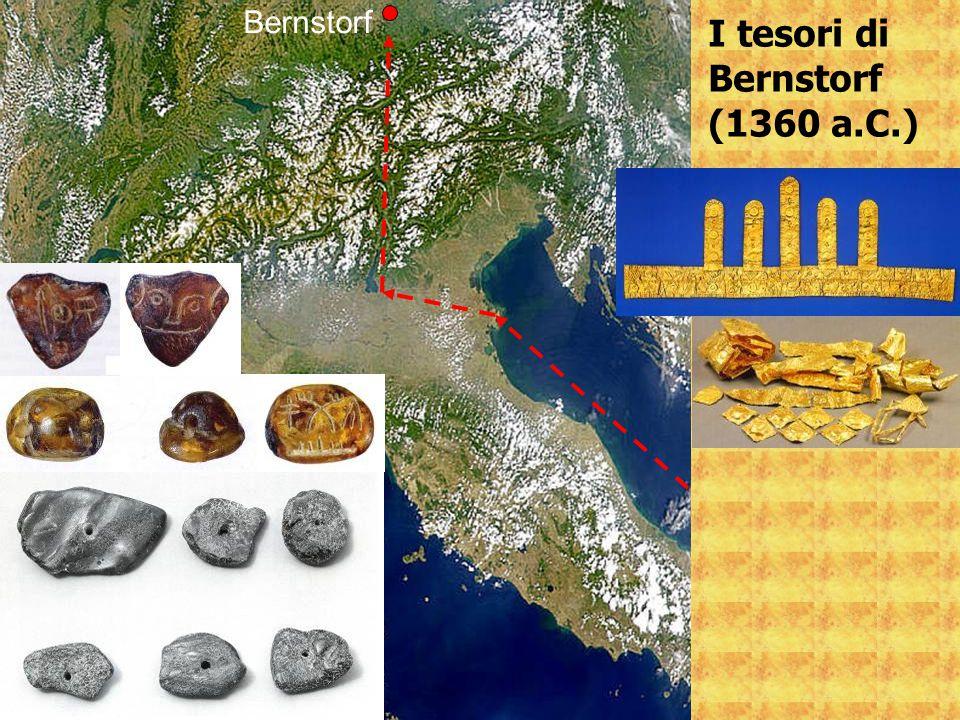 Bernstorf I tesori di Bernstorf (1360 a.C.)
