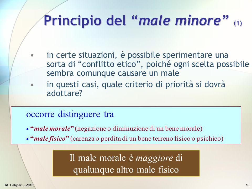 Principio del male minore (1)