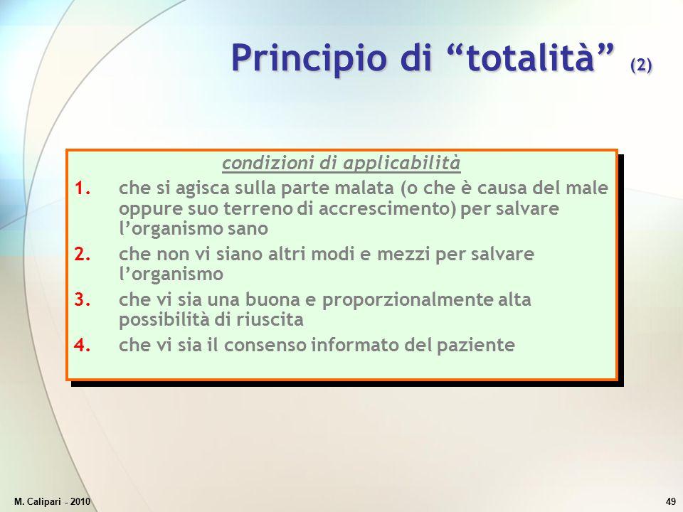 Principio di totalità (2)