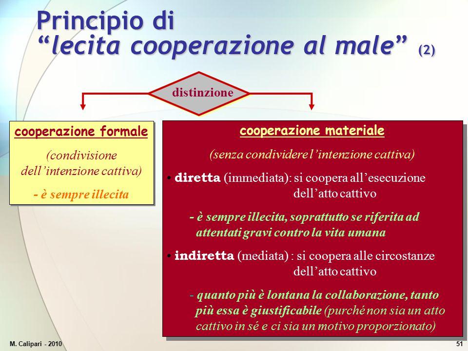 cooperazione materiale