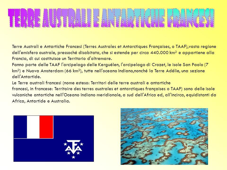 Terre australi e antartiche francesi