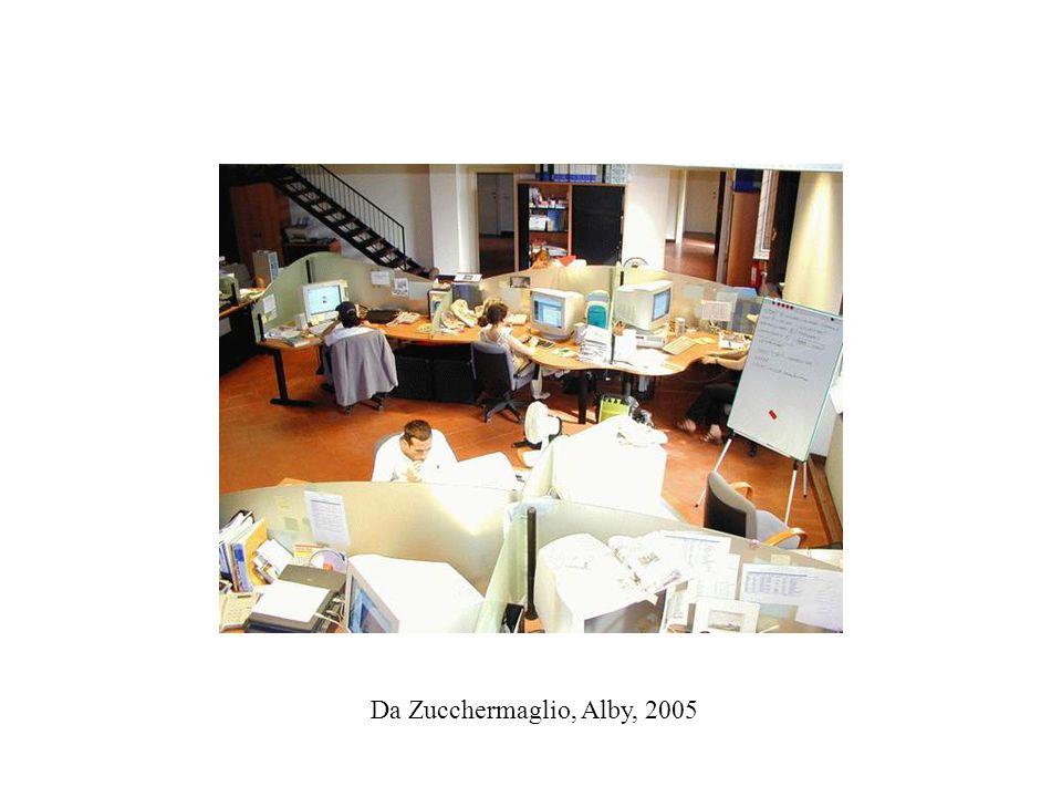 Da Zucchermaglio, Alby, 2005