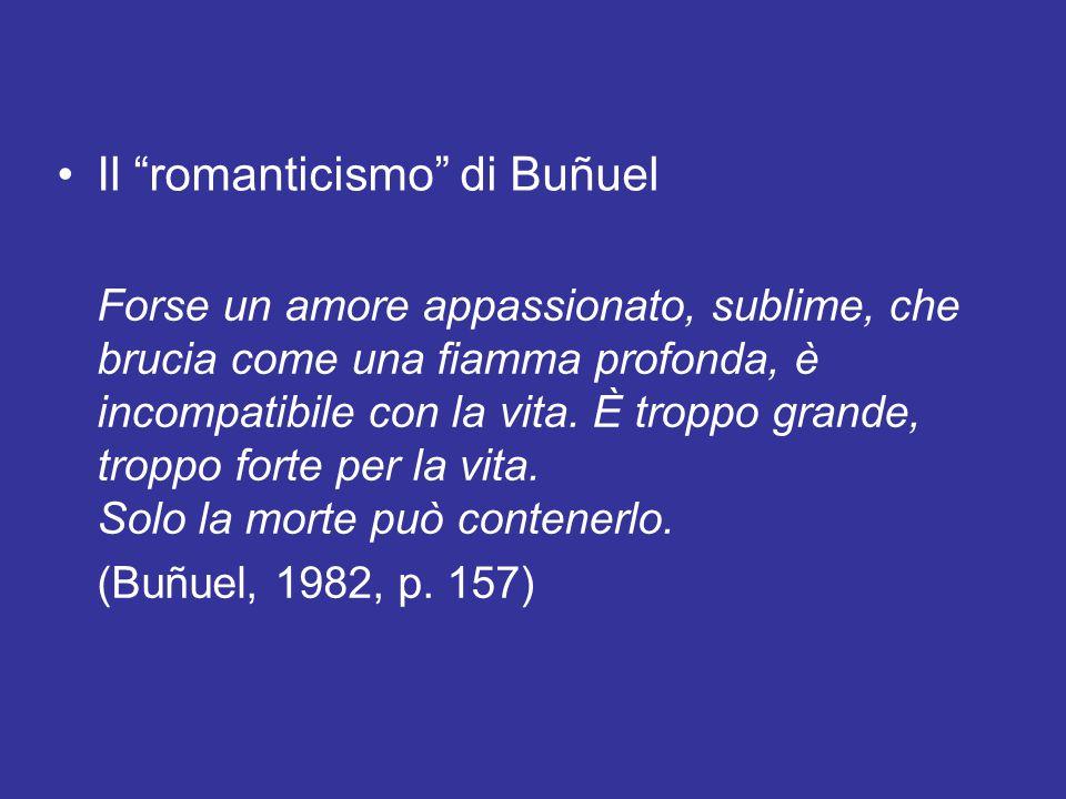 Il romanticismo di Buñuel