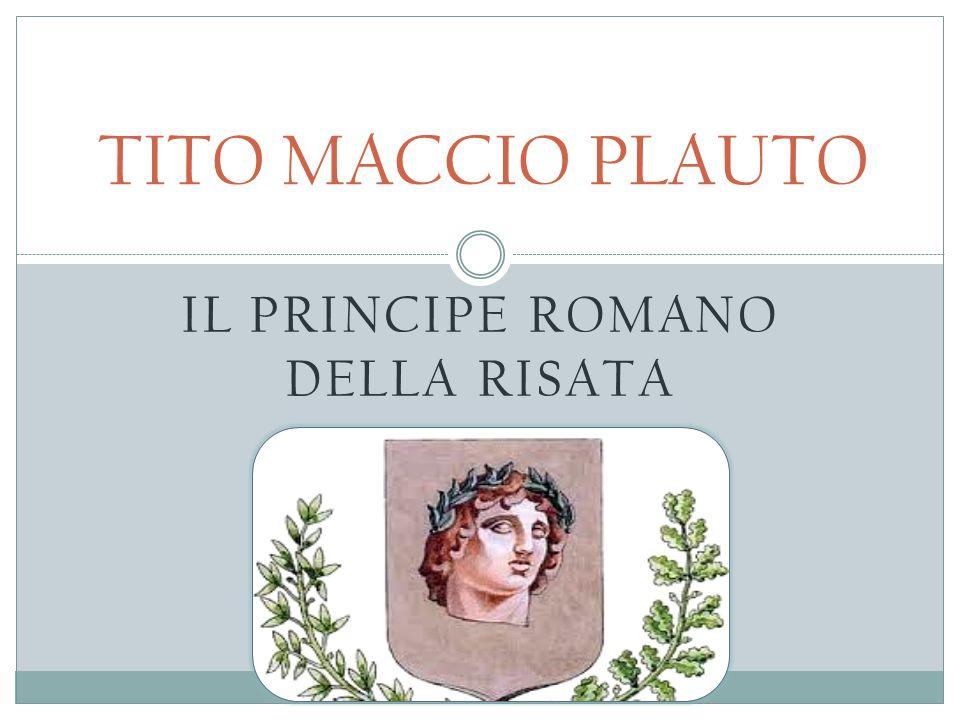 Il principe romano della risata