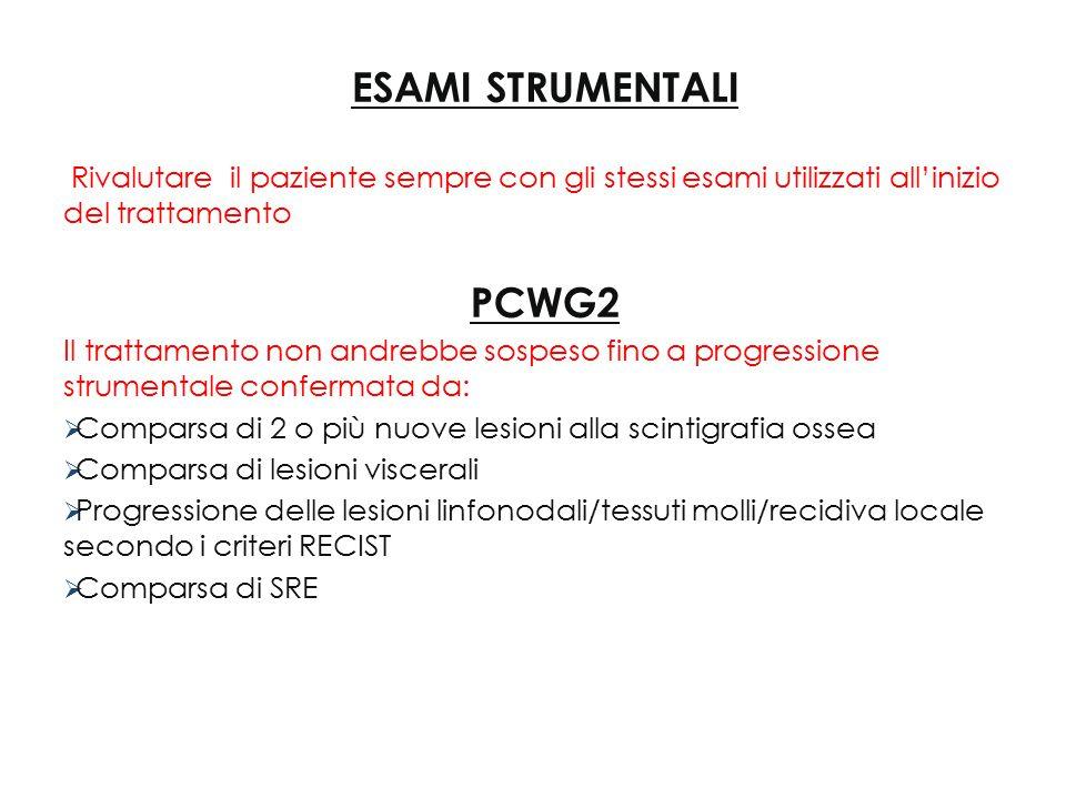 ESAMI STRUMENTALI PCWG2