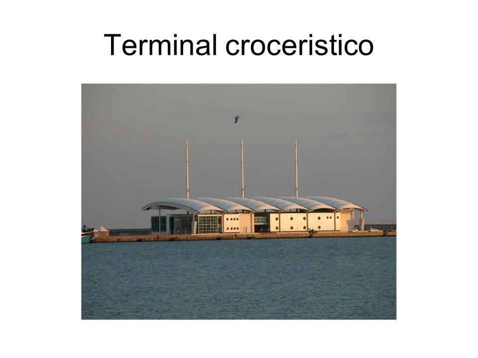 Terminal croceristico