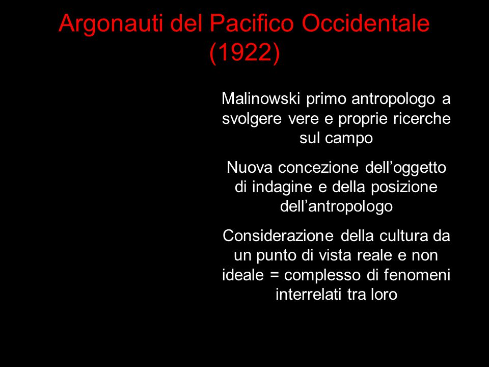 Argonauti del Pacifico Occidentale (1922)