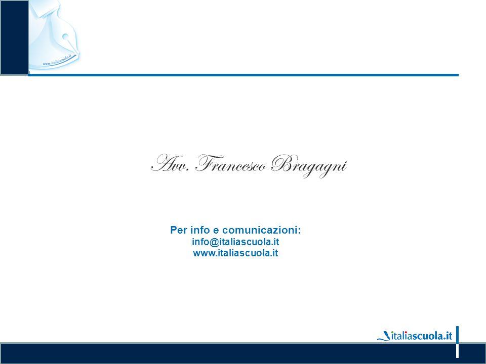 Per info e comunicazioni: info@italiascuola.it