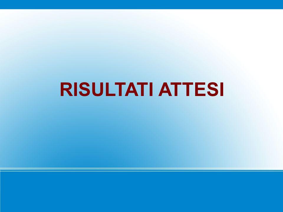 RISULTATI ATTESI 17