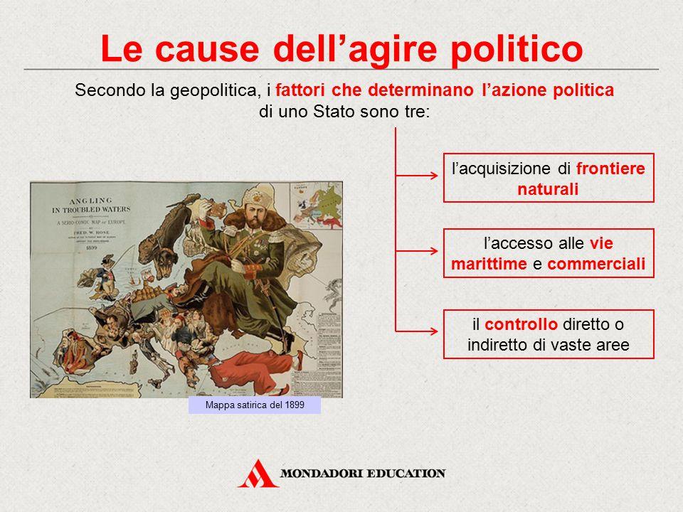 Le cause dell'agire politico